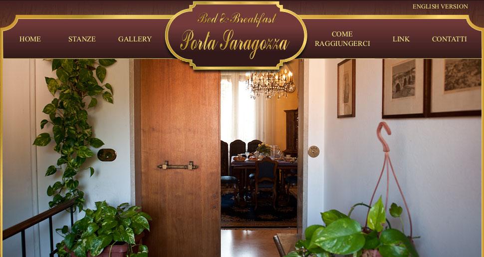 Bed & Breakfast Portasaragozza - Bologna